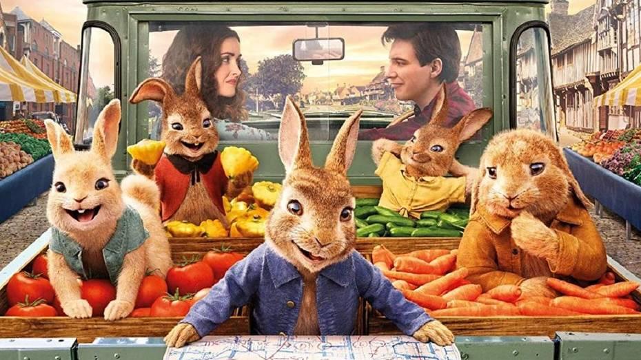 Peter Rabbit 2 Full HD Movie Online