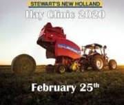 Stewart's Equipment - Hay Clinic