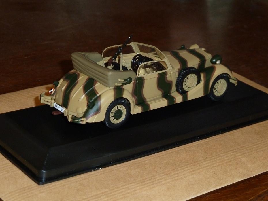 Horch (Auto Union) 853A Cabriolet (1937)