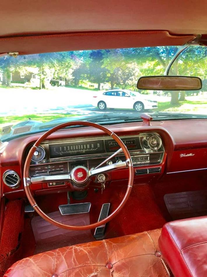 1963 Caddy Sedan 5