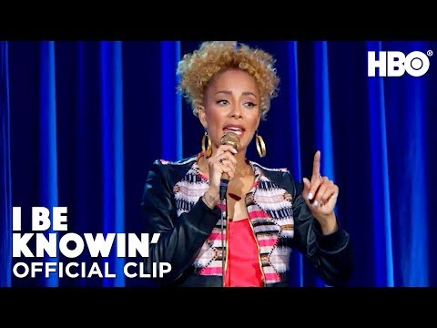 Per My Previous Email | Amanda Seales: I Be Knowin' | HBO