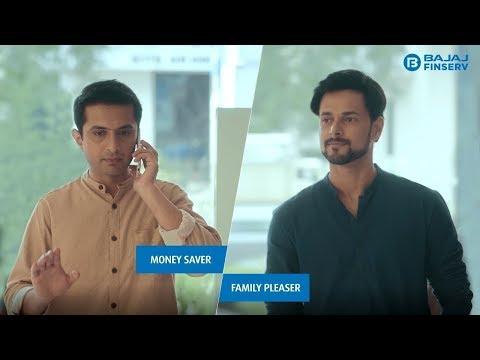 Buy TV Or Phone On EMI?   Bajaj Finserv