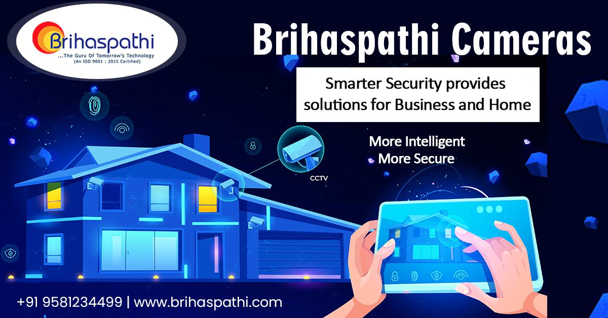 Brihaspathi- CCTV camera Dealers in Hyderabad, security camera providers