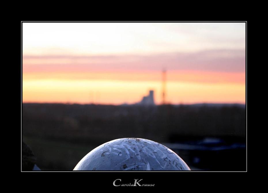 View from Brockenscheidt Mine Heap