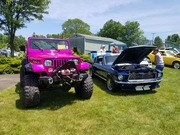 27th Annual Lake Lenape Jamboree Car Show