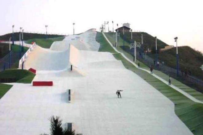 Stade de glisse Loisinord