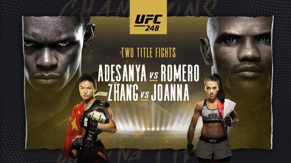 "ufc 248 ""ADESANYA VS ROMERO ""(LiVESTREAMING) FULL FIGHT"