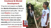 emotional and mental development
