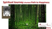 spiritual journey shortest path to happiness