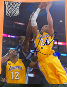"""Likely not Genuine: Kobe Bryant Hand Signed 8X11"""" Photo Autograph Los Angeles Lakers LOA $210"""