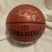 Likely Not Genuine: Kobe Bryant Los Angeles Lakers Hand Signed NBA Auto Basketball PSA Guarantee $846