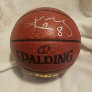 Likely Not Genuine: Kobe Bryant Los Angeles Lakers Hand Signed NBA Auto Basketball PSA Guarantee $846