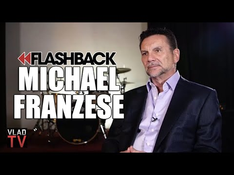 Michael Franzese on His Father Sonny Being Underboss of Colombo Crime Family