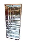 High-Quality Aluminium Mirrored Cabinets