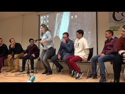 Los COAGÜITOS en la Jornada por la diversidad funcional