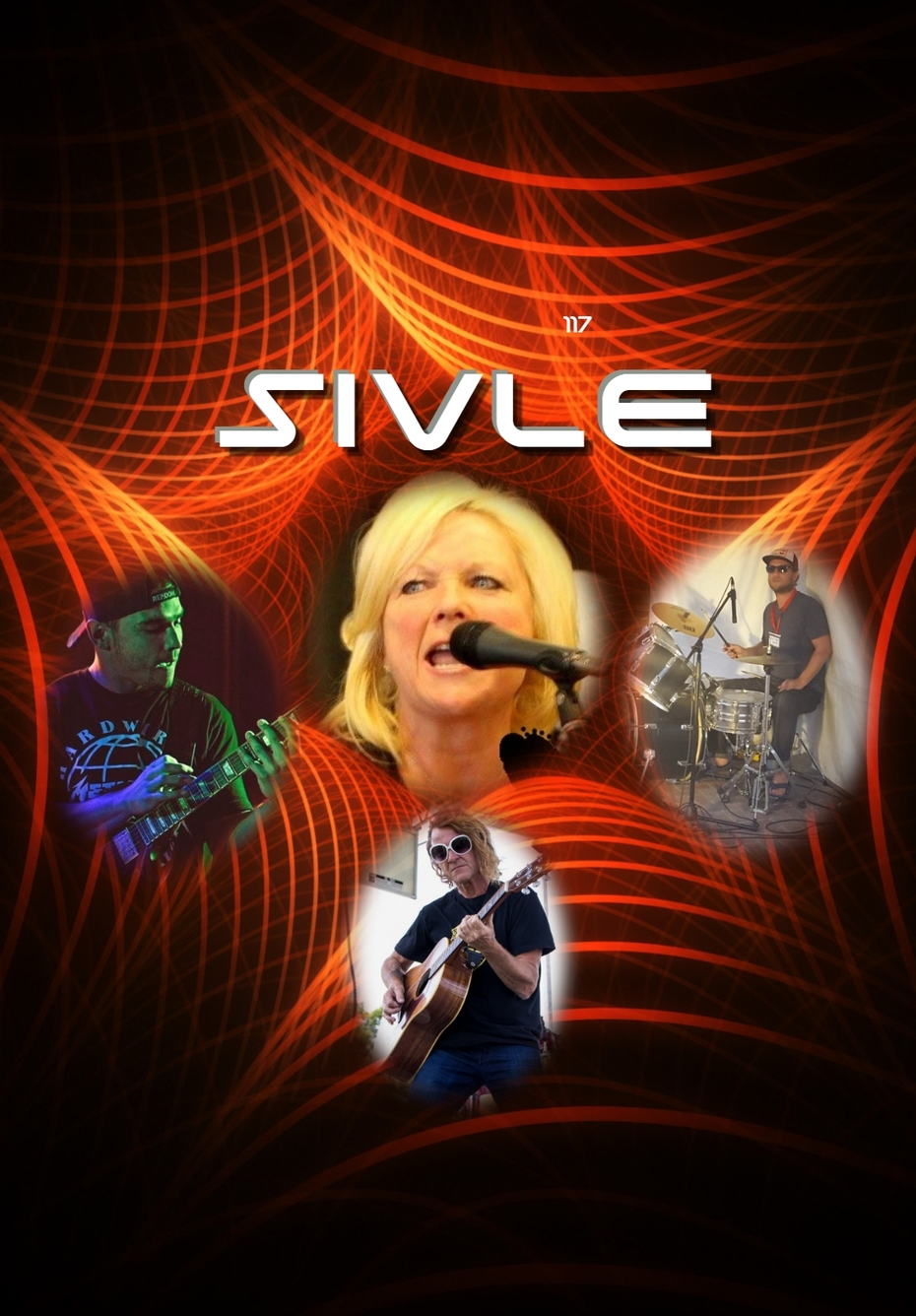 Copy of SIVLE PHOTOS - Made with PosterMyWall