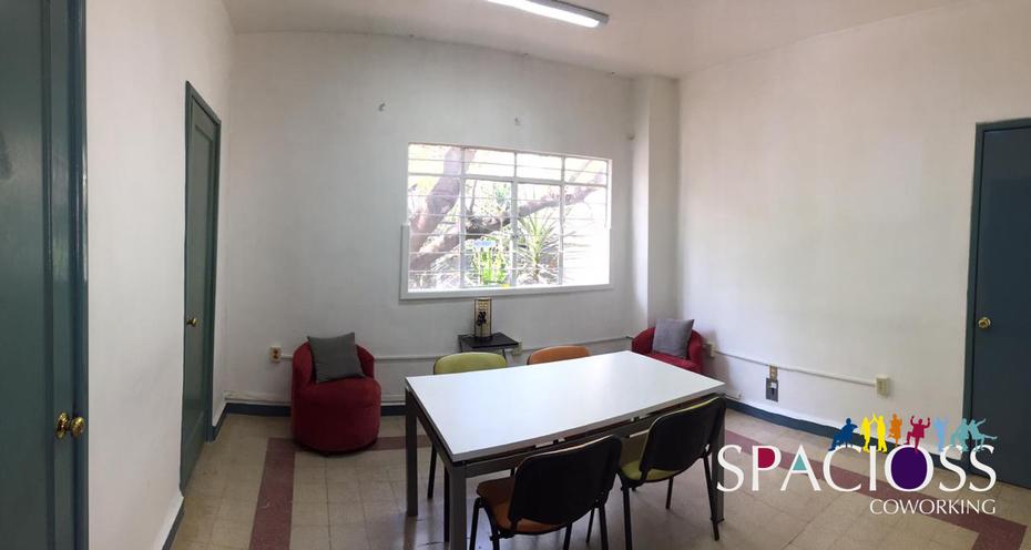 Area de coworking