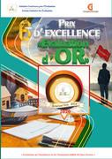 """Conférence de LANCEMENT de la 6ème édition (2020) du Prix d'Excellence """" EVALUATION D'OR """""""