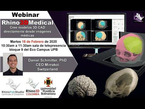 Video Conferencia Rhino3DMedical
