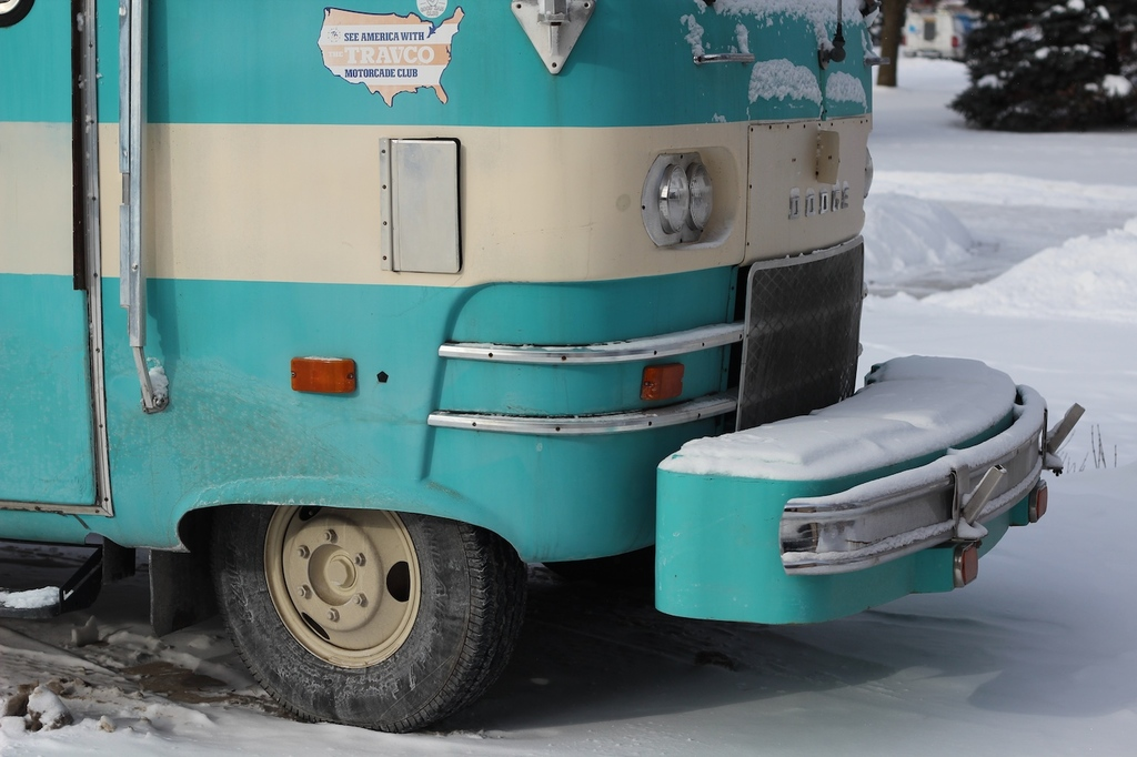 1966 Dodge Travco - Good Old RVs
