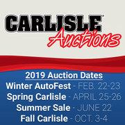 Spring Carlisle Collector Car Auction