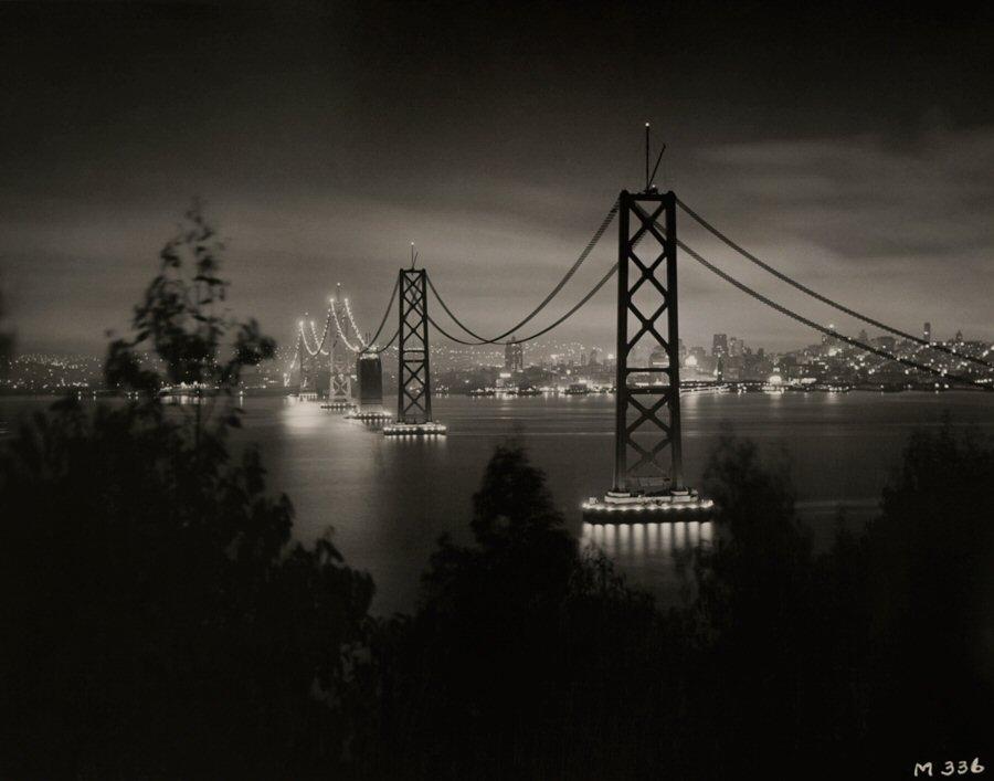 The Future Bay Bridge Under Construction