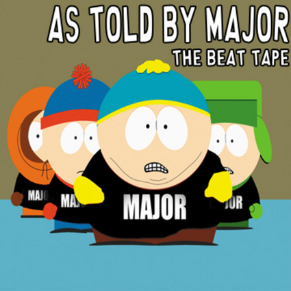 Beats: As Told By Major The Beat Tape By D-Major