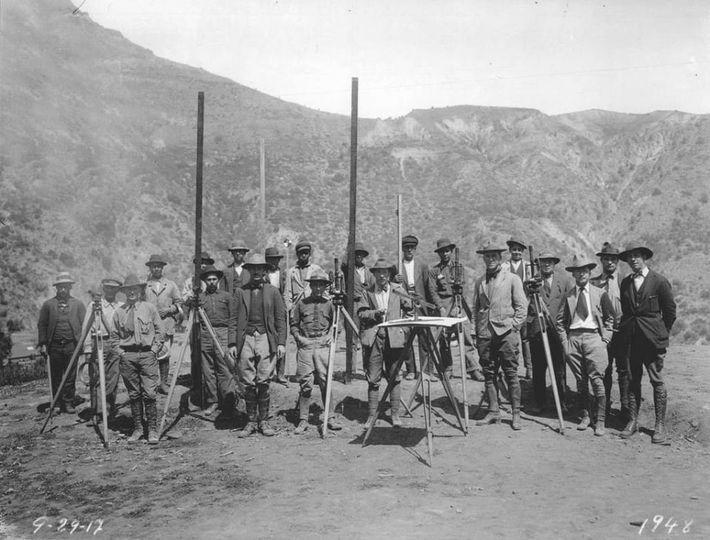 chile land surveyors