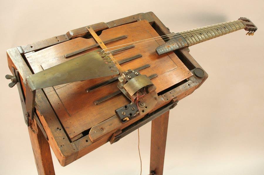 first electric cigar box guitar ever cigar box nation. Black Bedroom Furniture Sets. Home Design Ideas