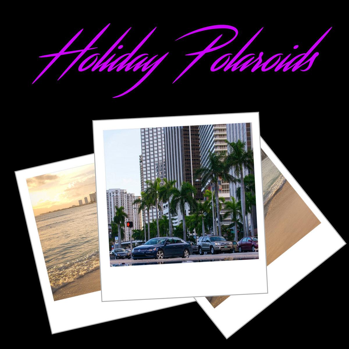 Synthaholic, 'Holiday Polaroids' (Album)