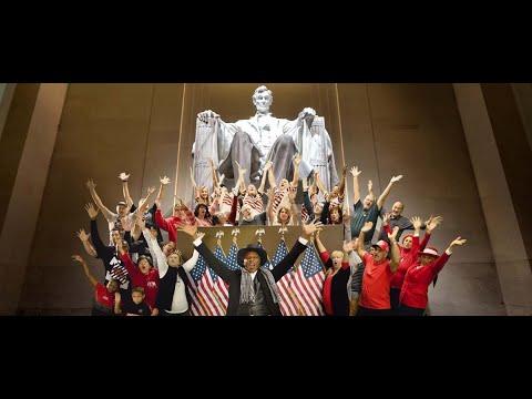 Trump Train 2020 a Music Video by Lloyd Marcus