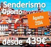 + de 50 apuntados : Senderismo en Oporto :: Viaje en  Media pensión :: desde 489€
