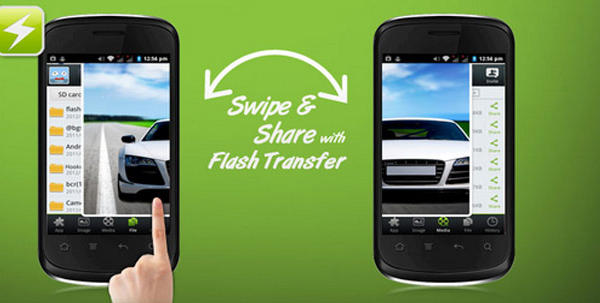 Flashshare: Download Flash Share App for Techno Android