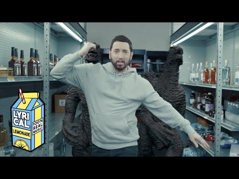 Eminem - Godzilla ft. Juice WRLD (Official Video)