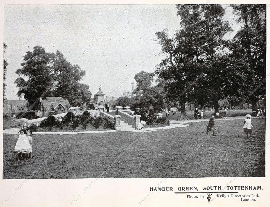 Hanger Green (Chestnuts Park)  c1910