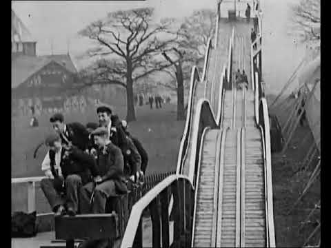 Ally Pally Switchback Railway, 1898