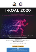International Conference on Knowledge Organisation in Academic Libraries (I-KOAL 2020)