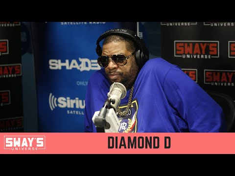 Diamond D Shares Classic Hip-Hop History + Talks New Music | SWAY'S UNIVERSE