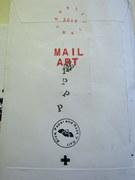 Mail art by Eduardo Cardoso (Sines, Portugal)