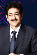 Chief Scout For India Sandeep Marwah Expressed Love on Holi