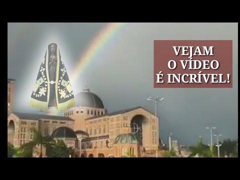 Vejam ,o Que Apareceu Na Basílica De Nossa Senhora Aparecida.