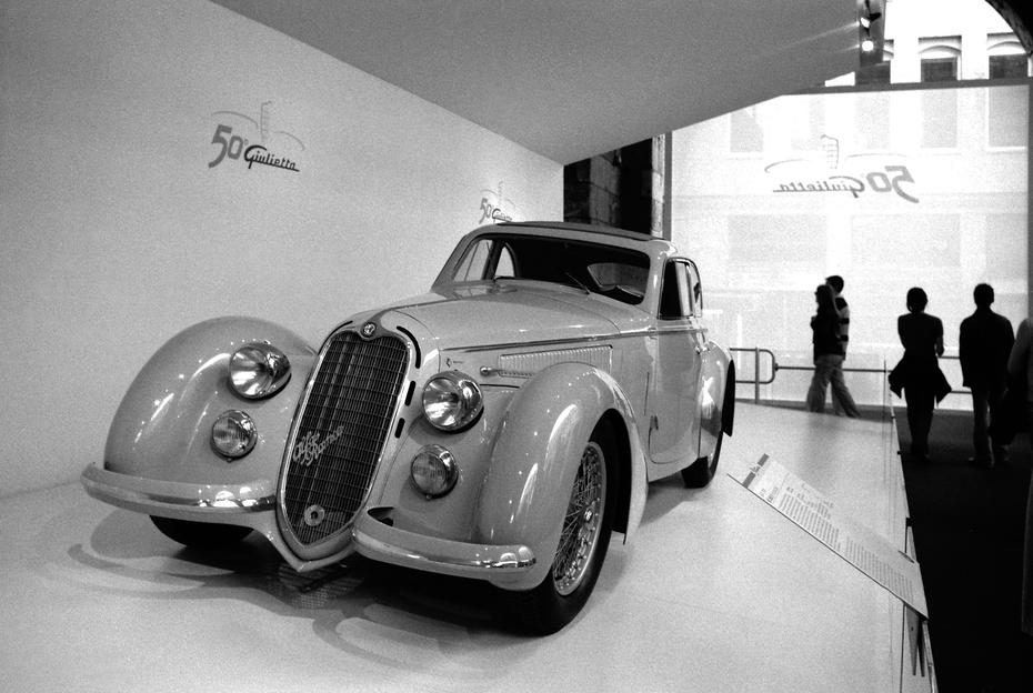 ALFA ROMEO 2900-8C - 1935