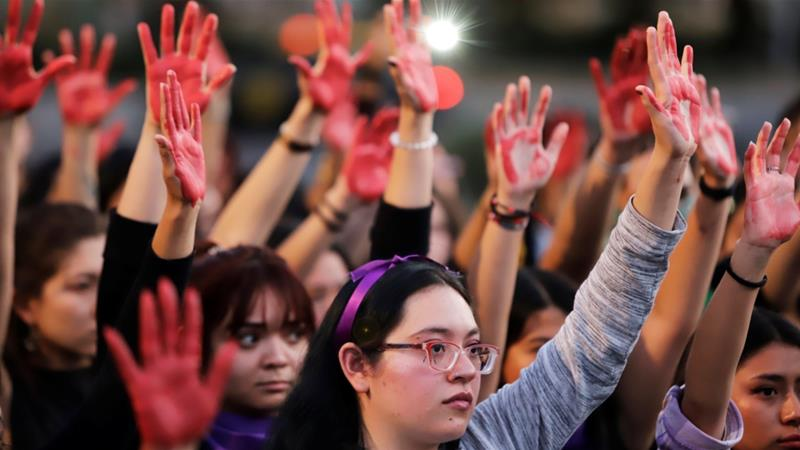 In Mexico, women are hated to death