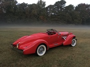 1936 Auburn Boat tail Speedster - clone