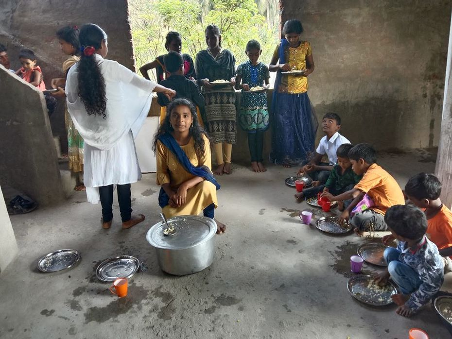 Pray for the Children we are serving in India.