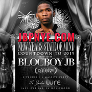 New Year's Eve Party LA | BlocBoy JB