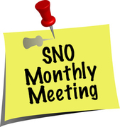 SNO Monthly Meeting
