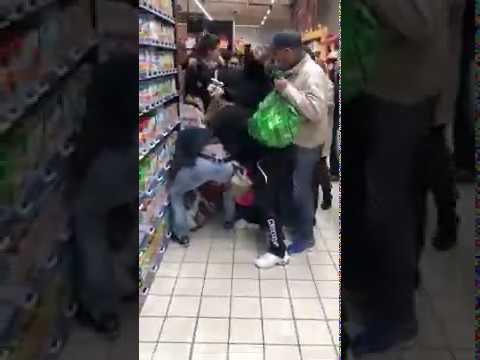 Assalto a un supermercato francese per la nutella