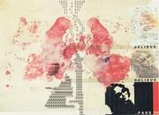 Mail art by Julie VanBortel Matevish (Rochester, NY, USA) & De Villo Sloan (Auburn, NY, USA)