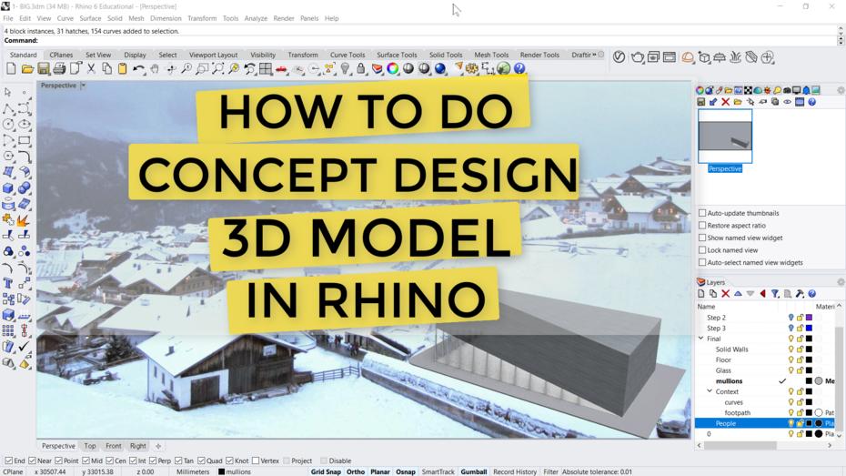Concept Design_Modelling_Part 1 of 3